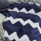 중국 제조자 면 침대 시트 위안자 덮개 침구