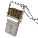 Eaget Cu10 Unidad flash USB de tipo C/ U disco disco para teléfonos y computadoras