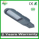 Im Freien 50W LED Straßenlaterneder Waschbrett-Form-