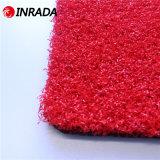 La mejor hierba artificial del sintético de Golf&Field 35stitches del color rojo del césped