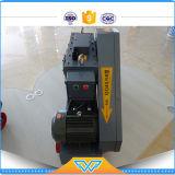 O Rebar da maquinaria de construção Gq50 corta o manual do cortador do Rebar