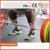 Rompecabezas cuadrado de goma del suelo de la gimnasia, cuadrado de goma del suelo de la gimnasia, aseguramiento del comercio del caucho del suelo de la gimnasia