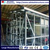 Prefabricados de acero de la luz de la Villa confortable Edificio prefabricado de acero Factory