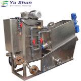Matériel automatique de traitement de l'eau et de cambouis de Durablity