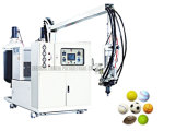 De Machine van de Injectie van het polyurethaan voor het Schuim van de Voetbal