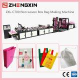 Tecido não recicl o saco que faz a máquina Zxl-C700