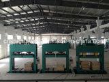 Imprensa fria hidráulica de estratificação da máquina da imprensa do folheado para a madeira compensada