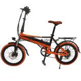 سمين كهربائيّة يطوي درّاجة مع [20ينش] أطر