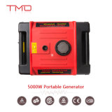 5000W 5kw 5000 Watts Super Silent/Calm Gasoline/Petrol/Diesel Powered Portable Inverter Generators with This, GS, EPA Approval