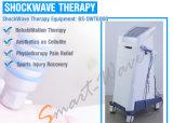 Het draagbare Apparaat van de Therapie van de Schokgolf Eswt voor de Verwondingen van Sporten