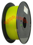 PETG 1,75mm amarillo de filamentos de impresión 3D