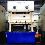 Double machine de presse de pouvoir d'arbre transversal avec le corps de bâti de C