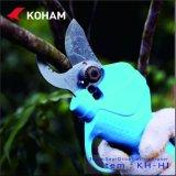 Инструменты Koham сливы ветви дерева резки Secateurs аккумуляторной батареи