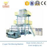 Máquina que sopla de la película de polietileno de alta densidad