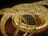 Ce EMC LVD RoHS Twee Jaar van de Garantie, het Flexibele Dubbele LEIDENE van de Meter LEDs/van de Rij SMD3528 240 Licht van de Strook