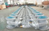 API600 Vanne à bride en acier moulé