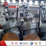 Soupape de grande taille de la fabrication vanne DN700 PN16