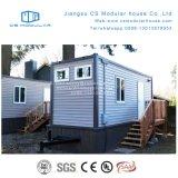 20FT het snelle Huis van de Container van het Pak van de Installatie Vlakke voor Verkoop
