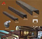 La Chine fournisseurs Lowes PU imitation bois poutre de plafond en bois de faisceau