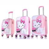 Venda por grosso de desenhos animados adoráveis filhos Torlley Conjuntos de bagagem de Viagem