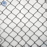 Звено цепи с покрытием из ПВХ ограждения