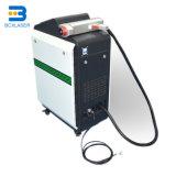 Machine de nettoyage au laser de poche portable équipements intelligents