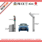 Ouvrez la preuve X ray chariot du scanner du système d'inspection des conteneurs pour l'autoroute, checkpoint