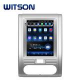 Grand écran 9,7 Witson Android 8.1 Tesla verticale Voiture pour Nissan Sylphy DVD/2012 à 2016 Bluebird