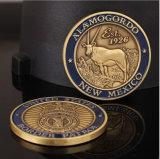 Souvenir de métal de haute qualité personnalisé Pièce de monnaie à prix plus bas (CO46)