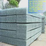 Reja galvanizada del acero de la buena calidad