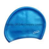 Tampões de natação do silicone, tampões da nadada, chapéus da natação