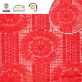 signora rossa Dress Lace Fabric 171 di modo