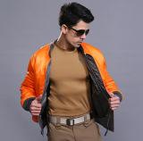 3 couleurs bon marché de l'hiver manteau chaud, les deux côtés Veste d'usure