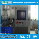 작은 병에 넣은 물 기계 또는 순화된 물병 기계