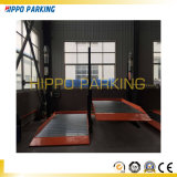 Two Post Simple Car Parking Lift / Auto Service Garage Lifts
