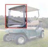 Het harde Met een laag bedekte Blad van het Polycarbonaat voor Schild UTV/het Schild van de Wind van de Auto van het Golf