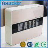 逆浸透のろ過膜+GAC+ 5の段階の合成フィルター水清浄器