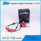 H4 LED 헤드라이트 장비 25W 차 LED 자동 맨 위 램프