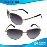 Neues Produkt 2017 polarisierte Objektiv-Fantasie-Art-Augen-Metallsonnenbrillen