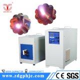 Macchina termica ad alta frequenza elettrica di induzione per il tubo di rame/il tubo/tubo d'ottone