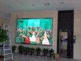 Schermo di visualizzazione dell'interno del LED di colore completo P6 con il Governo di 768X768mm