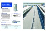 Membrana impermeabile del bitume modificata polimero Ks-959 per &Bridge ferroviario