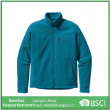 Quick-Drying de poliéster 100% (85% reciclado) Chaqueta Microfleece