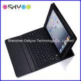 Bluetooth drahtlose Tastatur für Samsung iPad Luft-Leder-Kasten (BK2213)