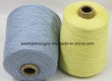 Fábrica Directamente Precio 60% Algodón 20% Hilado de lana de viscosa