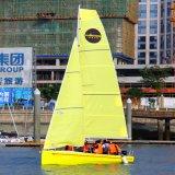 6.5m FRP digiunano correndo la barca a vela di disegno moderno 21FT della barca a vela
