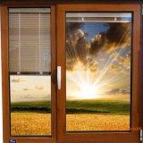 Aluminiumblendenverschluss-Glasfenster und Preisefoshan-Fabrik
