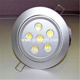 3X3w haute énergie DEL Downlight