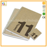 2017 OEM Design Fashion Spiral Notebook