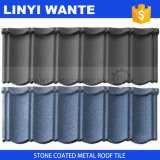 Горячая продажа декоративной водонепроницаемым покрытием из камня металлические миниатюры на крыше